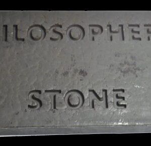 Philosopher Stone Blueberry Hash
