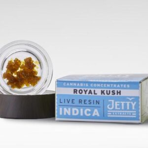 Jetty Extracts Live Resin