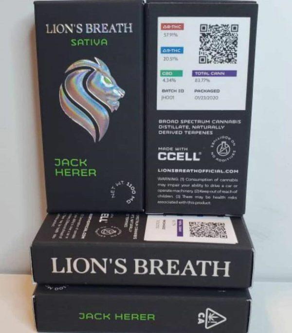 Lion's Breath Carts