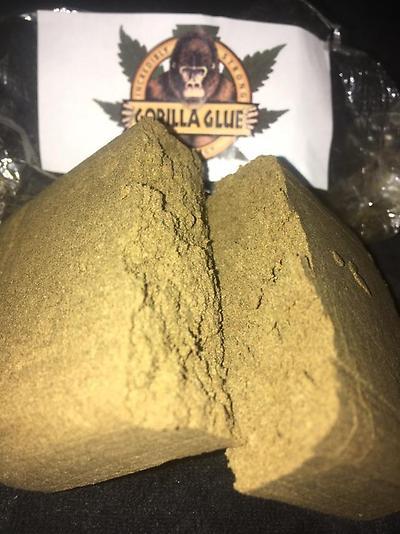 gorilla glue hash