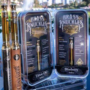 brass knuckles cart