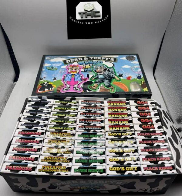 Derp and Terpys carts